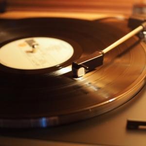 レコードと有名人