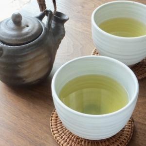 緑茶の飲み方、こんなことやってた