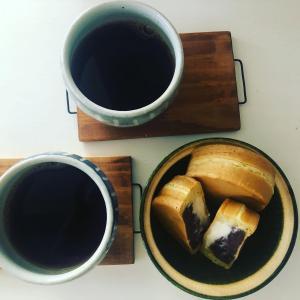 気軽に薬膳…シナモン入りコーヒー