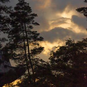 (5/28)近隣散歩 - 夕刻の南禅寺界隈