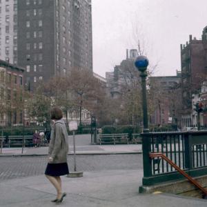 50数年前のニュヨーク・グリニッジビレッジ