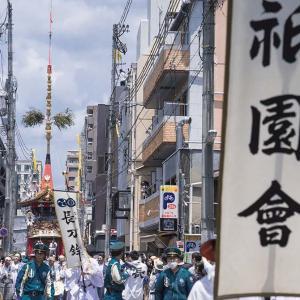 19祇園祭(前祭り) ー 山鉾巡行