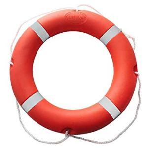 釣り道具を買わず、救助用品を買う。