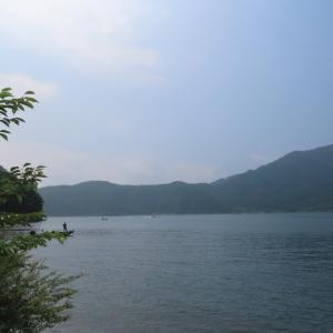 【河口湖へら鮒釣り】令和2年8月8日の釣果
