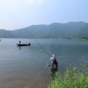 【へら鮒釣り】長竿