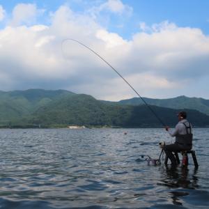 【へら鮒釣り】さてと、準備完了