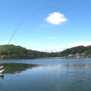 【へら鮒釣り】テレビ放映情報「THE fishing」生井澤さん