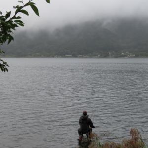 【河口湖へら鮒釣り】令和2年9月27日の釣果