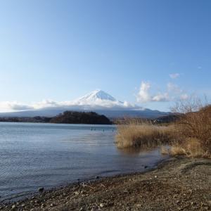 【河口湖へら鮒釣り】いよいよ氷点下へ