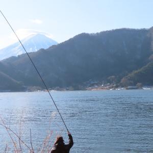 【河口湖へら鮒釣り】令和3年1月16日の釣果