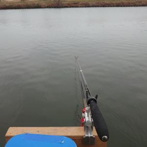 【印旛新川へら鮒釣り】それじゃ、いきますか!