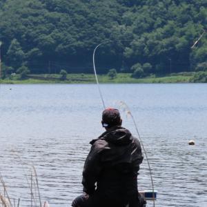 【へら鮒釣り】釣り復帰します。