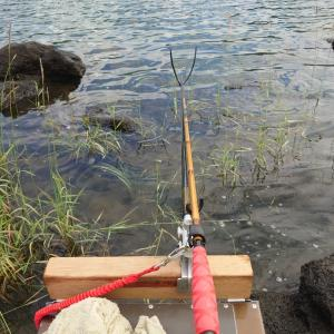 【河口湖へら鮒釣り】それじゃ、いきますか!