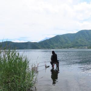 【河口湖へら鮒釣り】令和3年7月10日の釣果