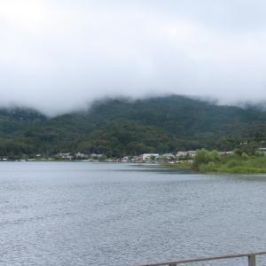 【山中湖へら鮒釣り】令和3年9月4日の釣果