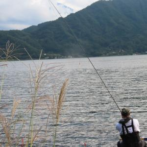【河口湖へら鮒釣り】令和3年9月11日の釣果