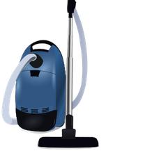 ハウスダストダニアレルゲンを減らすための掃除方法