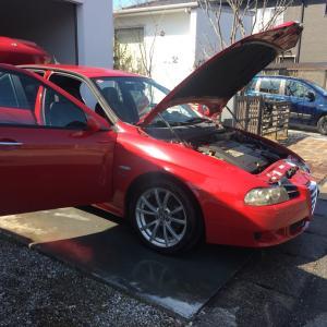 洗車とじゃんがら