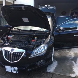 デルタ3洗車