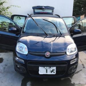 panda洗車