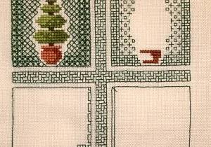 Topiary Garden その1