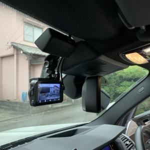 X3にドライブレコーダー取付したよ!