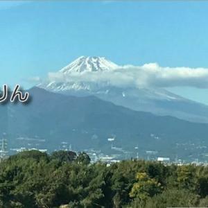 /^o^\ 今日の富士山