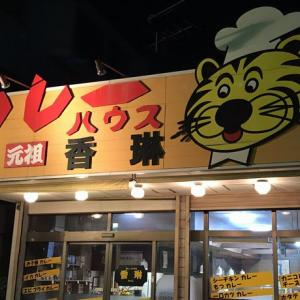 【カレー】カツカレーとソースカツカレー…静岡市清水区