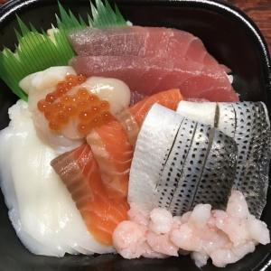 【海鮮丼】丼丸の海鮮丼は美味しいね!