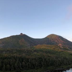 【登山】天狗岳に登って 3-3