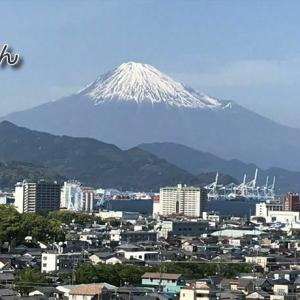 /^o^\ 蒸し暑いので 5月の富士山で涼を感じていただけたら…