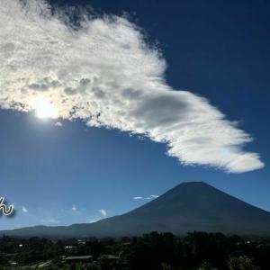 /^o^\ 山梨県から見た富士山 2