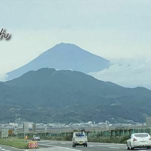 /^o^\ 今日の富士山…静岡市清水区由比