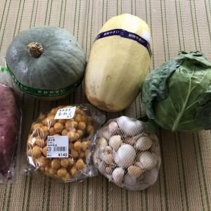 白馬村の地場産 野菜 (^_-)-☆
