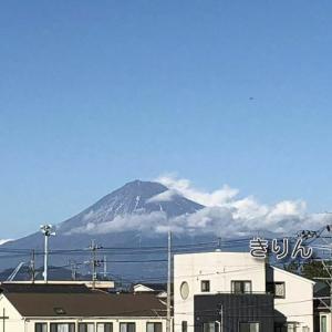 富士山が見える『潮彩公園』…静岡市清水区折戸