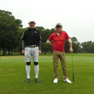 コロナに負けずに、富貴ゴルフ倶楽部です。