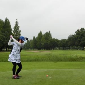 今週は、富貴ゴルフ倶楽部でスルーラウンドです。その2