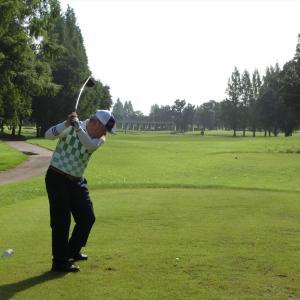 今週も、暑さに負けずに富貴ゴルフ倶楽部です。その2
