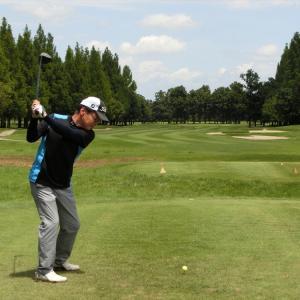 今週も、暑さに負けずに富貴ゴルフ倶楽部です。その3