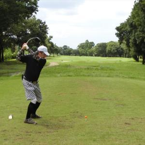 今週も、暑さに負けずに富貴ゴルフ倶楽部です。その5