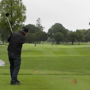 今週も富貴ゴルフ倶楽部です。