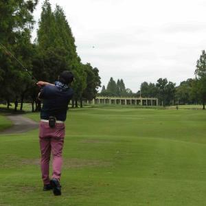 梅雨の時期のゴルフは、・・・富貴ゴルフ倶楽部です。その2