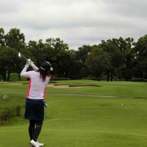 梅雨の時期のゴルフは、・・・富貴ゴルフ倶楽部です。その3