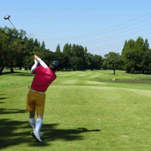 今週は、梅雨明けの富貴ゴルフ倶楽部です。その2