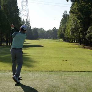 今週は、梅雨明けの富貴ゴルフ倶楽部です。その3