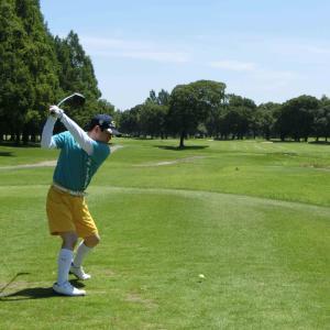 今週は、梅雨明けの富貴ゴルフ倶楽部です。その4