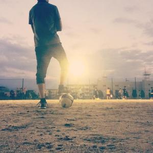 サッカーと共に生きてきた。蹴球マエストロ FunTaのプロフィール