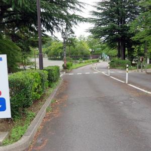 01/28(火)「[その02]開成山公園(郡山市)」放射線量マップ