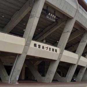 07/22(水)「福島県営あづま球場(福島市)」周辺 放射線量マップ