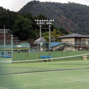 12/01(火)「[その1]森合運動公園【テニスコート】(福島市)」放射線量マップ
